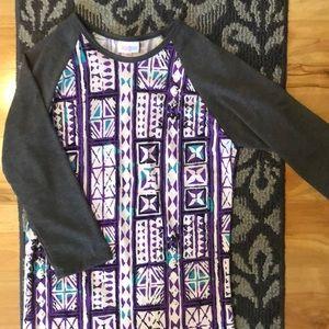 Lularoe Randy Shirt size xxs